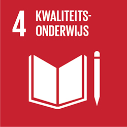 SDG4 Kwaliteitsonderwijs